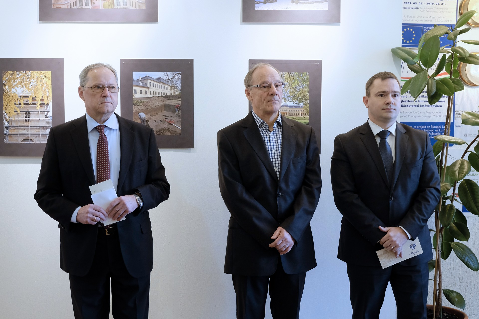 b0ba318dbe Kiállítás megnyitó – Almásy kastély címmel – Békéscsaba | Bagyinszki ...