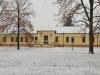 Gyulavári Wenckheim Kúria Télen