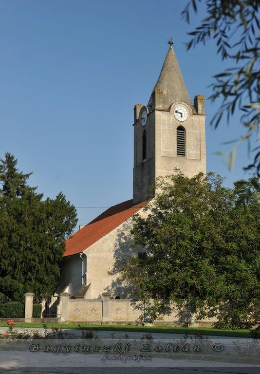 helyreállított látomás templom)