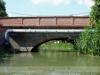 12. Német híd – ( Krész híd ) Zeneiskola fölött