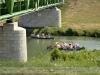 Fehér -  Körös, közúti híd- Máriafalva
