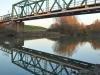 Fekete- Körös Városerdő - vasúti híd